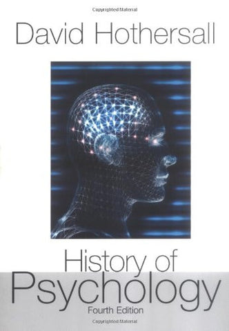 History of Psychology, 4th Edition (B&B Psychology)