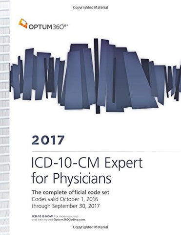 ICD-10-CM Expert for Physicians 2017 (Spiral)