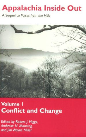 Appalachia Inside Out V1: Conflict Change (Vol 1, Conflict and Change)