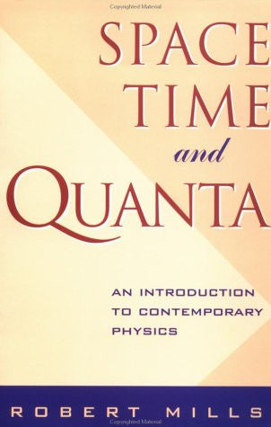 Space, Time and Quanta