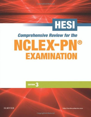 HESI Comprehensive Review for the NCLEX-PN®  Examination, 3e