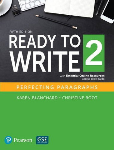 NEW EDITION: Ready to Write 2 with Essential Online Resources (5th Edition)