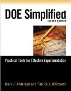 DOE Simplified: Practical Tools for Effective Experimentation, Second Edition