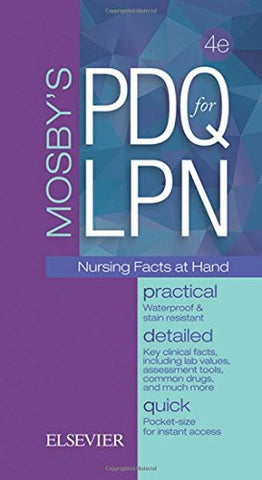 Mosby's PDQ for LPN, 4e