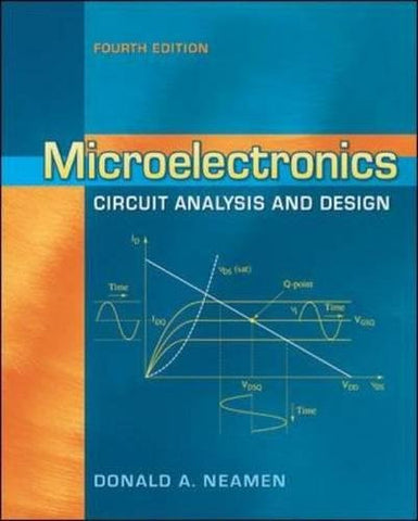 Microelectronics Circuit Analysis and Design (Irwin Electronics & Computer Enginering)