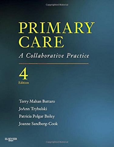 Primary Care: A Collaborative Practice, 4e
