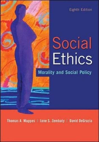 Social Ethics: Morality and Social Policy (Philosophy & Religion)