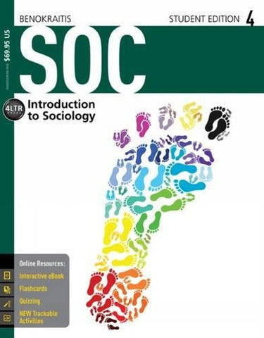 SOC (with CourseMate, 1 term (6 months) Printed Access Card) (New, Engaging Titles from 4LTR Press)