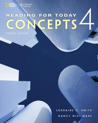Reading for Today 4: Concepts (Reading for Today, New Edition)