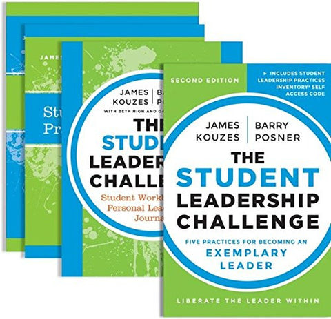 The Student Leadership Challenge Deluxe Student Set (J-B Leadership Challenge: Kouzes/Posner)