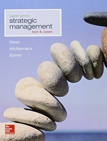 Strategic Management: Text and Cases (Irwin Management)