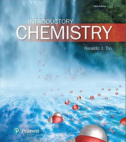 Introductory Chemistry Plus MasteringChemistry with Pearson eText -- Access Card Package (6th Edition) (New Chemistry Titles from Niva Tro)