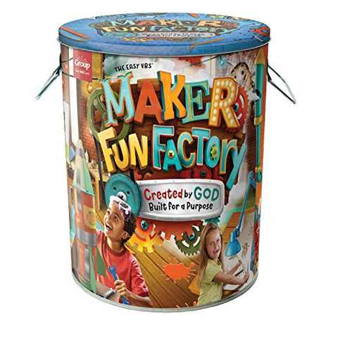 Maker Fun Factory Ultimate Starter Kit (Group Easy VBS 2017)