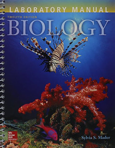 Lab Manual for Biology