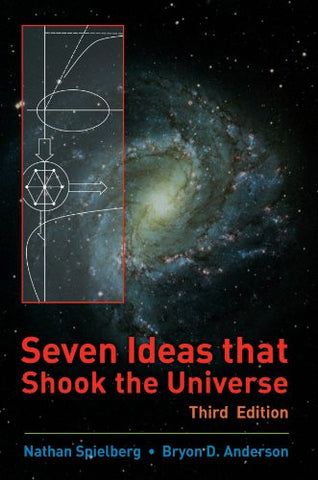 Seven Ideas that Shook the Universe
