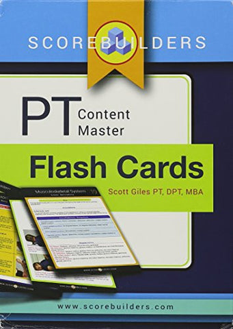 PT Content Master Flash Cards