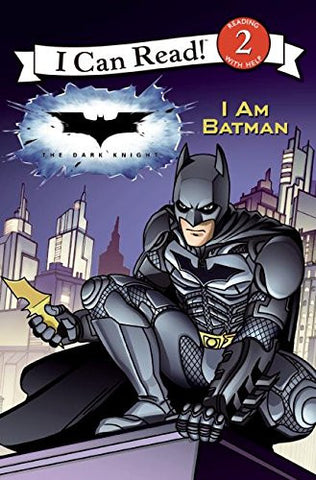 Dark Knight: I Am Batman, The (I Can Read - Level 2 (Quality))