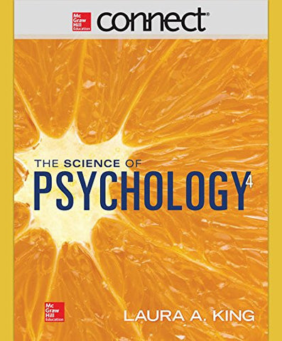 Connect with SmartBook Access Card for The Science of Psychology: An Appreciative View