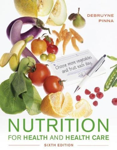 Nutrition for Health and Healthcare