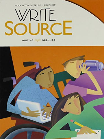 Write Source: Student Edition Hardcover Grade 11 2012