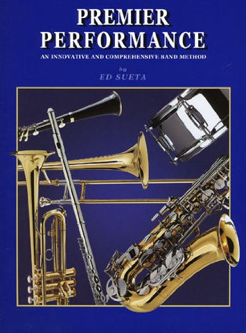 Premier Performance - French Horn - Book 1 with CD