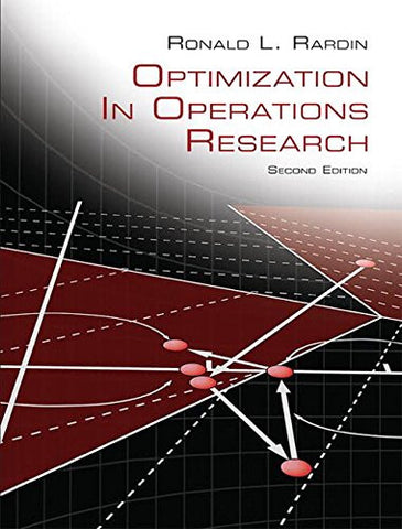 Optimization in Operations Research (2nd Edition)