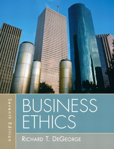 Business Ethics (7th Edition)