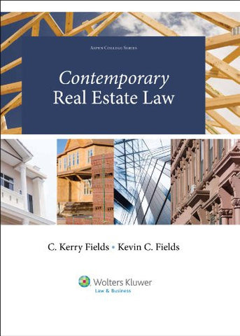 Contemporary Real Estate Law (Aspen College)