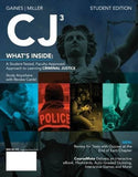 CJ (with CourseMate, 1 term (6 months) Printed Access Card) (New, Engaging Titles from 4LTR Press)