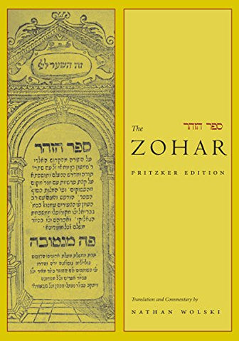 The Zohar: Pritzker Edition, Volume Ten (Zohar: The Pritzker Editions)