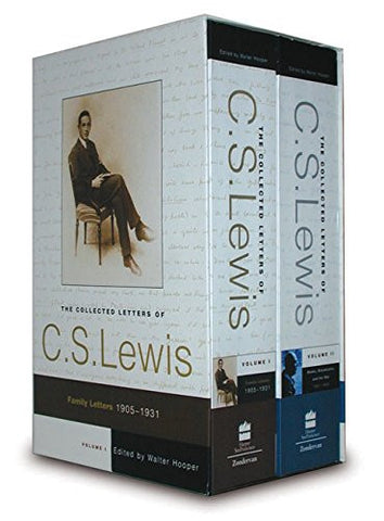 The Collected Letters Of C.S. Lewis