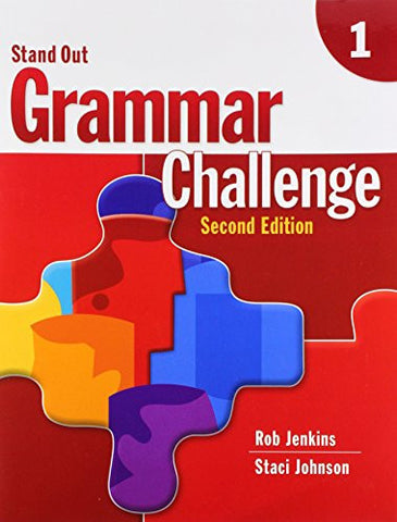 Stand Out 1: Grammar Challenge Workbook