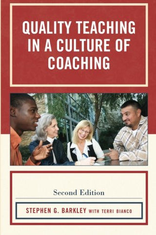 Quality Teaching in a Culture of Coaching