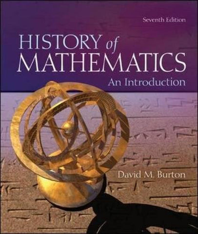 The History of Mathematics: An Introduction (Higher Math)