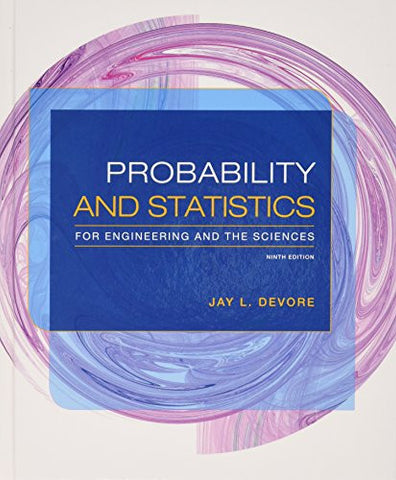 Bundle: Probability and Statistics for Engineering and the Sciences, 9th + WebAssign Printed Access Card for Statistics, Single-Term Courses