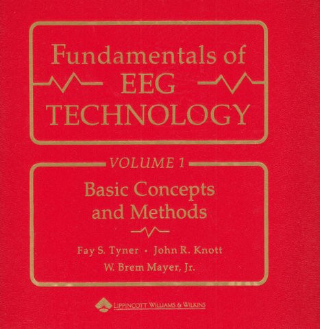 Fundamentals of EEG Technology: Vol. 1: Basic Concepts and Methods