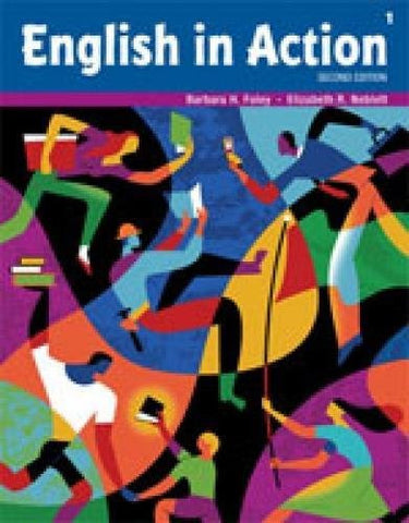 English in Action 1 Workbook with Audio CD
