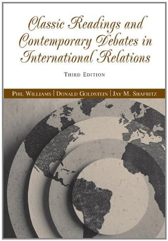 Classic Readings and Contemporary Debates in International Relations