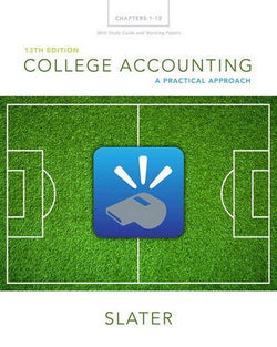 College Accounting Chapters 1-12 with Study Guide and Working Papers Plus MyAccountingLab with Pearson eText -- Access Card Package (13th Edition)
