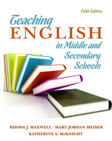 Teaching English in Middle and Secondary Schools (5th Edition)
