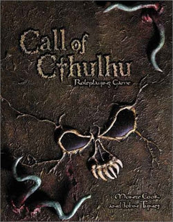 Call of Cthulhu (d20 Edition Horror Roleplaying, WotC)