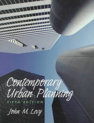 Contemporary Urban Planning (5th Edition)