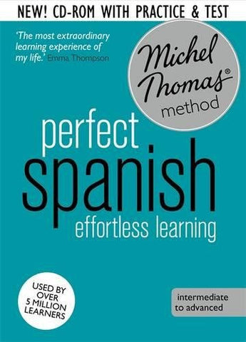 Perfect Spanish (Learn Spanish with the Michel Thomas Method) (A  Hodder Education Publication)