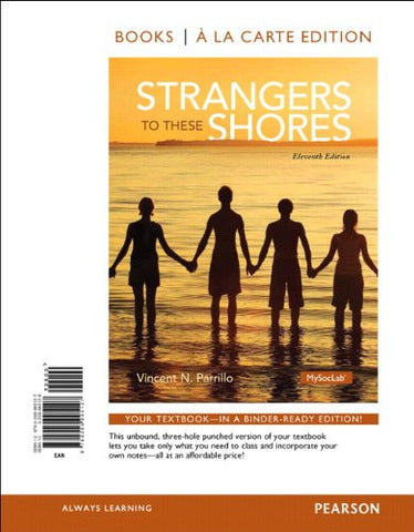 Strangers to These Shores, Books a la Carte Edition (11th Edition)