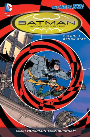 Batman Incorporated, Vol. 1: Demon Star (The New 52)