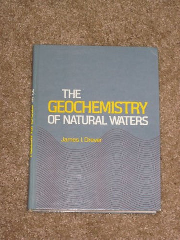 Geochemistry of Natural Waters