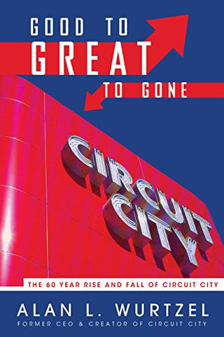 Good to Great to Gone: The 60 Year Rise and Fall of Circuit City