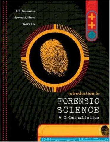 Introduction to Forensic Science and Criminalistics (B&B Criminal Justice)