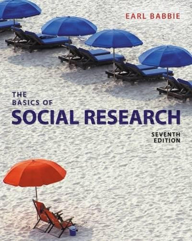 The Basics of Social Research