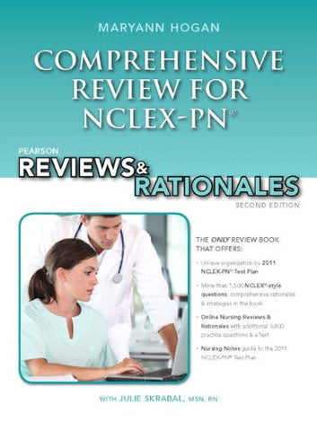 Comprehensive Review for NCLEX-PN, 2nd Edition